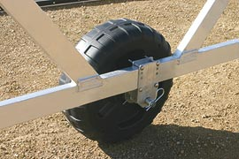 Dock Wheel Kit | At Ease Dock & Lift - Detroit Lakes, MN
