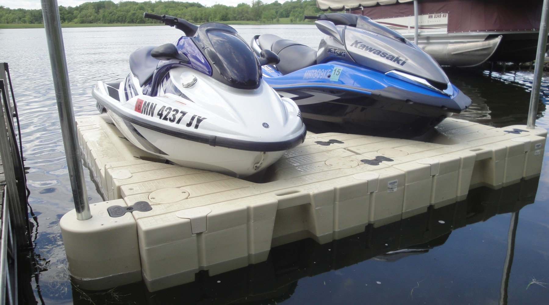 Jet Ski Ports Archives At Ease Dock And Lift