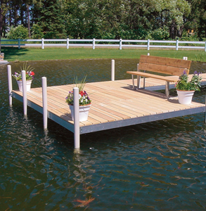 DH Sectional Docks