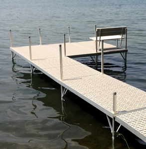 E-Dock Sectional Docks