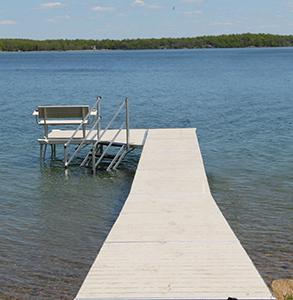 Pier Pleasure Sectional Docks